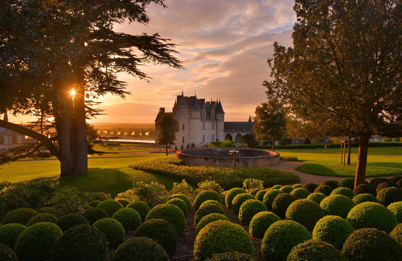 chateau d'amboise toursime tours