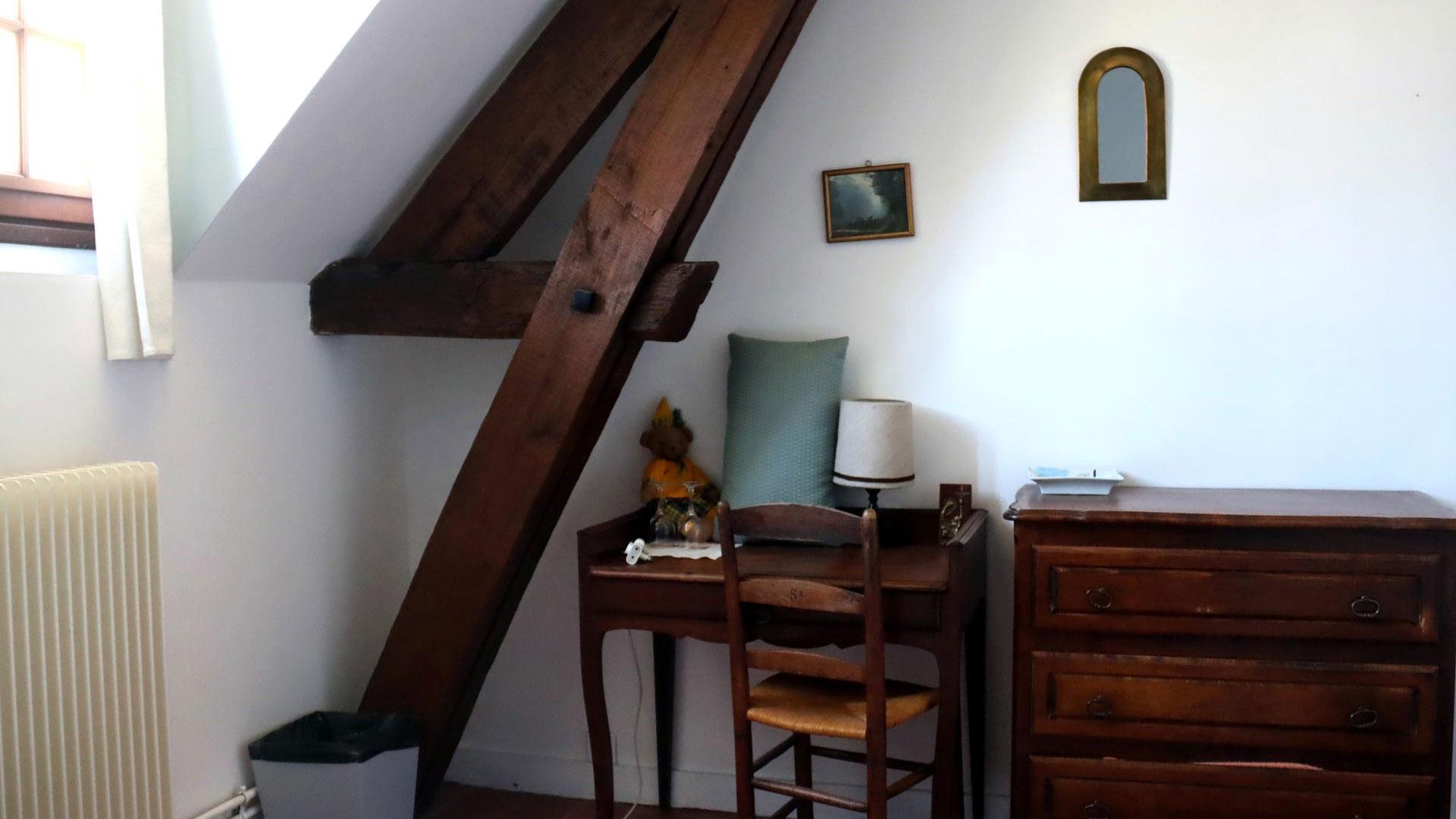 Chambre 2 hôtes Touraine
